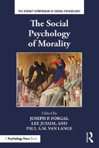 Jussim et al, The Social Psychology of Morality